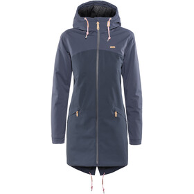 Maloja NahumM. Padded Coat Women mountain lake